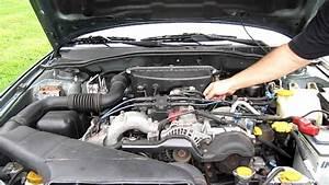 2000 Subaru Legacy L Piston Slap