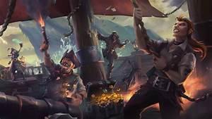 Wallpaper Sea Of Thieves 4k E3 2017 Screenshot Games