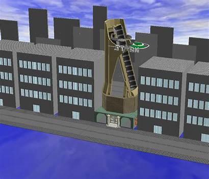 Lego Tower Stark