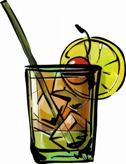 Clipart Whiskey Glass Cocktail Sour Clip Transparent