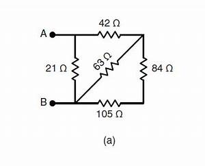 how do i find the equivalent resistance in this circuit With what is the equivalent resistance of the five resistors in the circuit