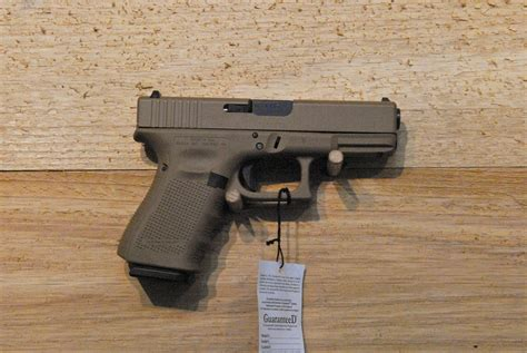 Glock 19 Gen 4 Fde Apollo Custom 9mm Adelbridge And Co