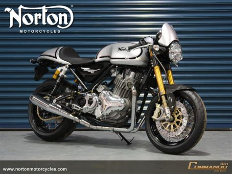 Norton Norton Commando 961 Cafe Racer