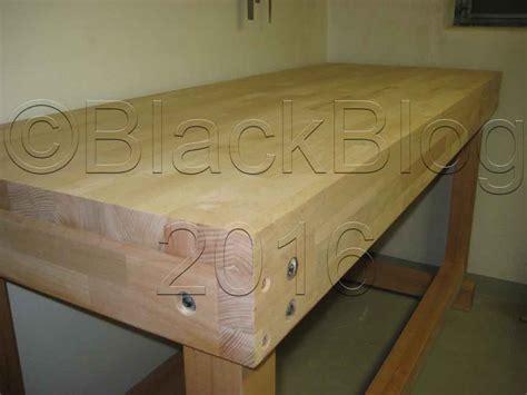 Black Blog » Blog Archive » Werkbank Selber Gebaut Teil