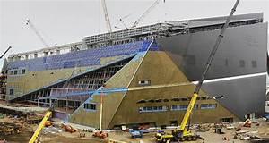 Big projects like Vikings stadium bring cost disputes ...