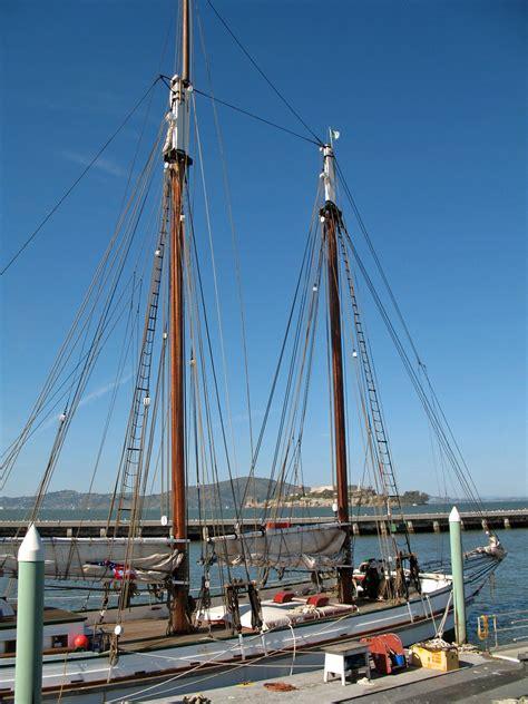 Scow Schooner Alma file alma scow schooner san francisco 2 jpg