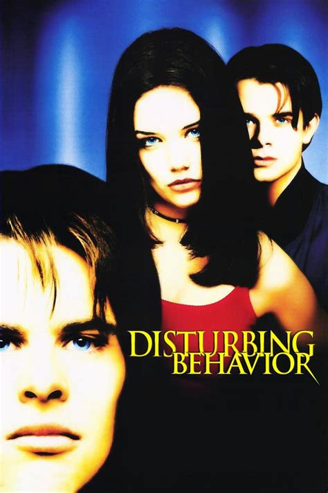 Disturbing Behavior 1998 Horror Movie