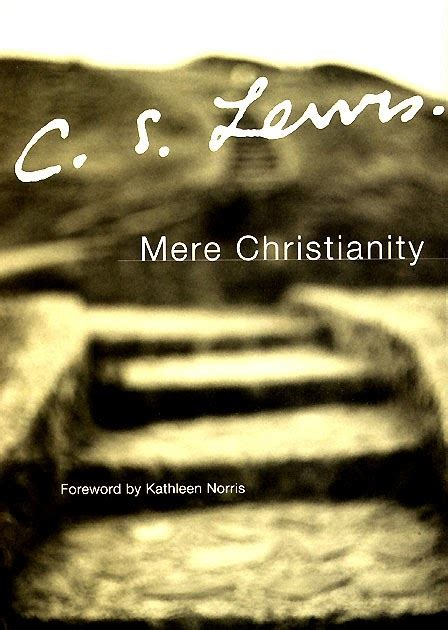 Review Mere Christianity By Cs Lewis  Welcome To