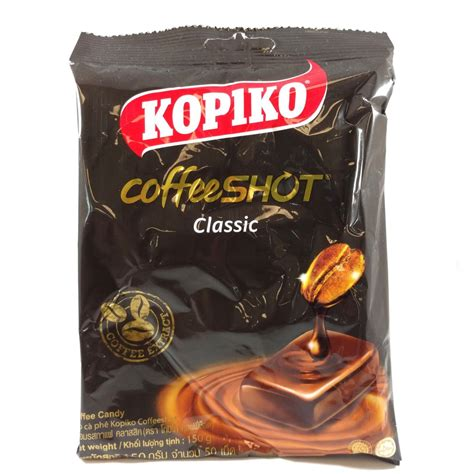 Compare to kopiko, this is one of the best. Kopiko Classic Regular CoffeeSHOT Coffee Hard Candy - Auntie K Candy