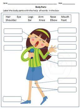 body parts  sense organs  grade     rituparna