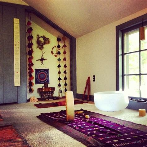 spare bedroom painted and transformed into yoga room sacred space home yoga room yoga