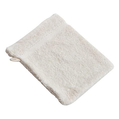 gant de toilette ou fleur de gant de toilette coton bio ecru 233 acheter sur greenweez