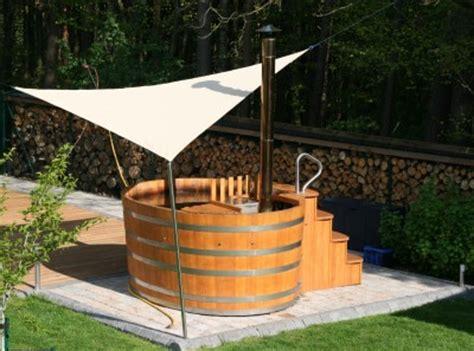 Whirlpool Für Außenbereich by Holz Whirlpool Outdoor Sprudelbad Hottub