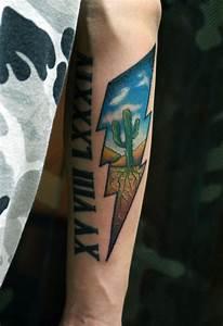 35, Ultimate, Lightning, Tattoo, Designs