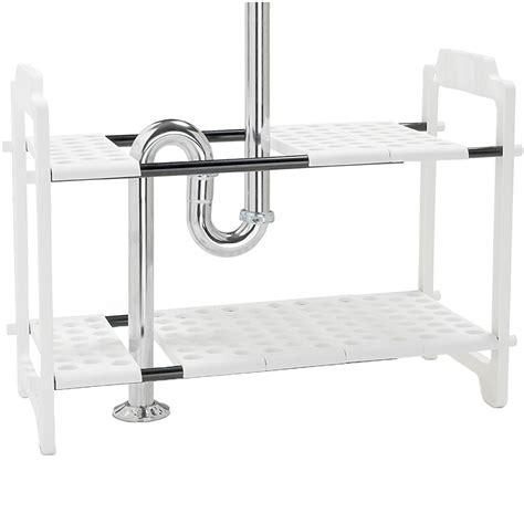 the sink organizer shelf expandable sink storage shelf in sink organizers