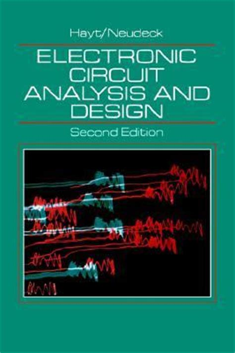 Electronic Circuit Analysis Design Edition Rent