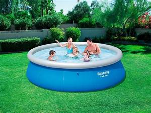 Garten Pool Bestway : bestway quick up pool fast set xh 396x84 cm otto ~ Frokenaadalensverden.com Haus und Dekorationen