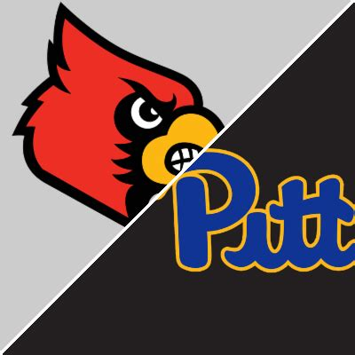 louisville  pittsburgh game summary february