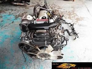 Toyota Hilux Surf 4runner 2 0l Turbo Diesel Engine 4wd Mt