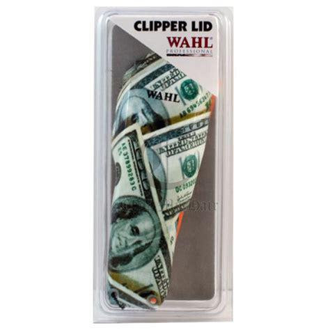 wahl professional design clipper lid money