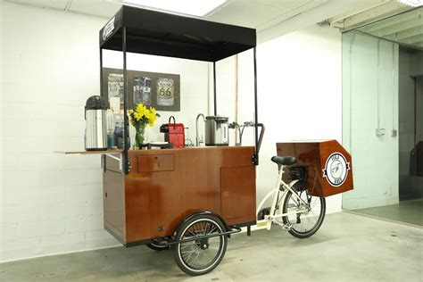 Mobile Coffee Cart Business On How Pocket Coffee Is Made Starfish And Genius Nutritional Info Rook Cold Brew Original Location Email Contact Puns Gif