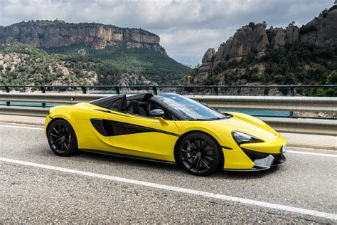 Mclaren 570s Spider • The Panatlantic Journal