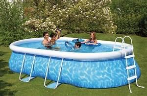 Grande Piscine Pas Cher : piscine gonflable grande taille ~ Dailycaller-alerts.com Idées de Décoration