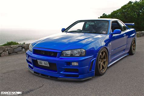 1998 Nissan Skyline Gt R R34 Related Infomation