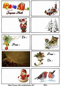 étiquettes De Noel à Imprimer : tiquette cadeau no l imprimer ~ Melissatoandfro.com Idées de Décoration