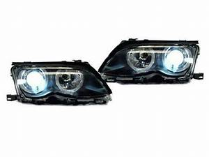 Bmw E46 Oem Xenon Headlights