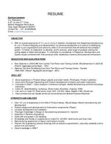 automotive designer resume sles automotive resume sacheen 09