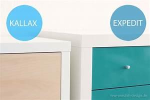 Unterschied Kallax Expedit : diese ikea expedit neuerungen solltest du wissen news blog new swedish design ~ Eleganceandgraceweddings.com Haus und Dekorationen