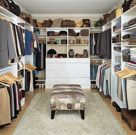 walk in closet design saving your stuff in right place