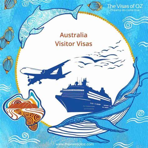 Australia Visitor Visas - Subclass 600, 601, 651 - The ...
