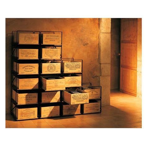 wine cases modulorack wine cellar storage system