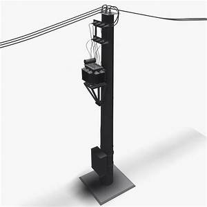 Liberscol Pole 3d : electric pole 3d model ~ Medecine-chirurgie-esthetiques.com Avis de Voitures