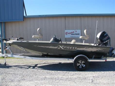 Xpress Boats Crappie by Aluminum Fishing Boats For Sale In Louisiana