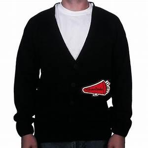 varsity letter sweater w chenille megaphone ebay With varsity letter sweater