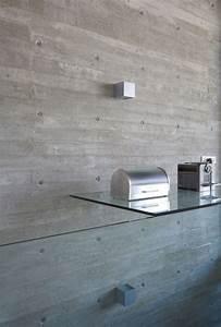 Wand In Betonoptik : wandfarbe mit betonoptik w nde aus beton ~ Sanjose-hotels-ca.com Haus und Dekorationen