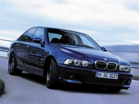 2003 Bmw M5  Overview Cargurus