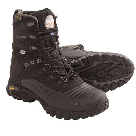 trezeta heatseeker snow boots  men  save