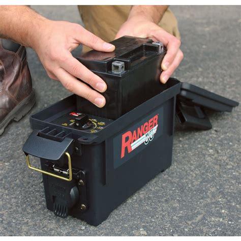 trailer light tester box light duty ranger mutt trailer light tester