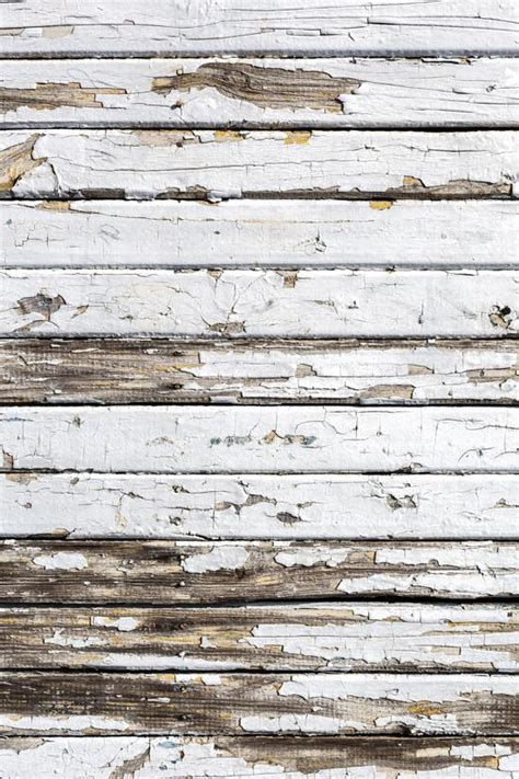 5x7ft Distressed White Wood Floor Artfabric Backdrop Xt