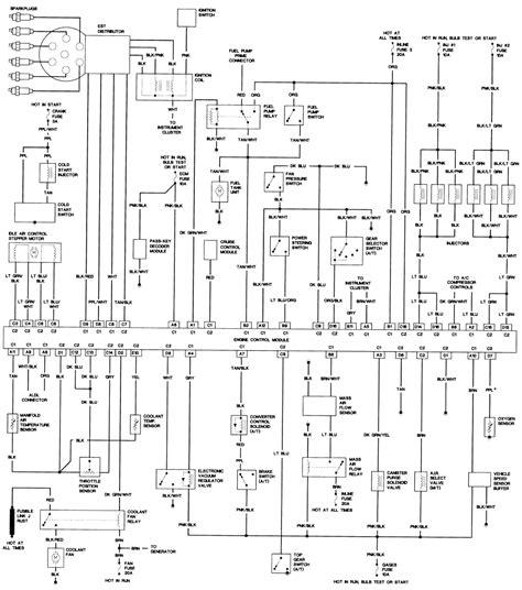 1986 Camaro Fuel Wiring Harnes Diagram by 88 Camaro Fuse Box Diagram Wiring Library