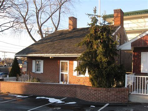 McClellan House (Jennie Wade House) Battle Damage