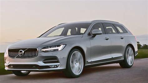 Volvo V90 Wagon by 2017 Volvo V90 Premium Wagon