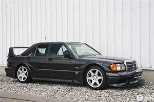 Mercedes 190 Evo 2 : mercedes benz 190e 2 5 16v evo ii 1 september 2016 autogespot ~ Mglfilm.com Idées de Décoration