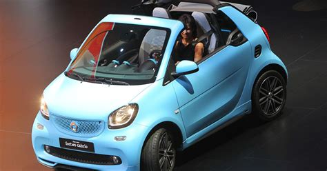 Mercedes To Stop Selling Gas-powered Smart Car In U.s