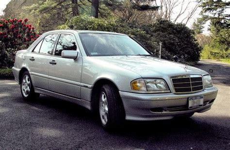 2000 Mercedes C230 Kompressor by Purchase Used 2000 Mercedes C230 Kompressor Se Sport