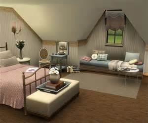 Sims 3 Vaulted Ceiling